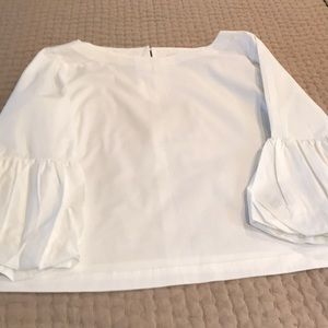 Laundry Crisp White Blouse